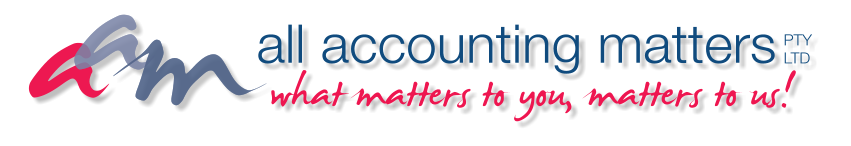 All Accounting Matters Logo